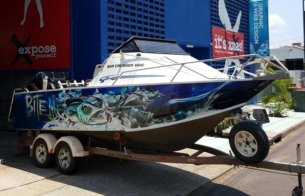 boatwrapper printing